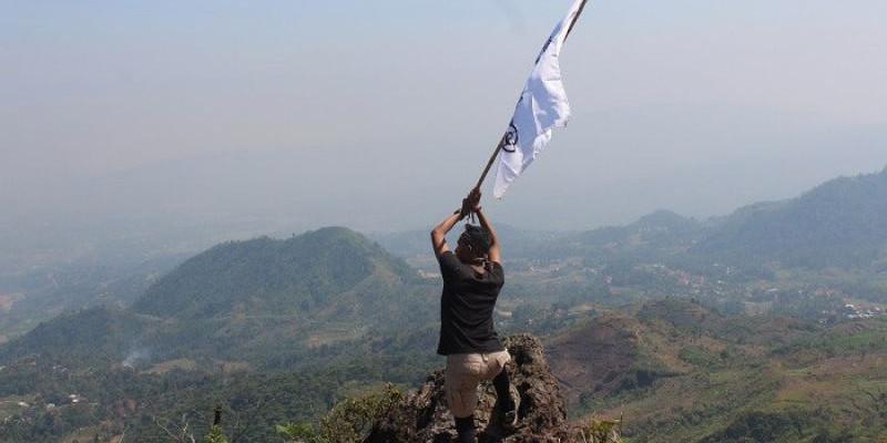 Gunung Kuta, Destinasi Wajib untuk Pendaki Pemula