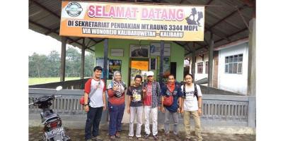Pendakian Gunung Raung Dibuka Lagi Mulai Pekan Depan