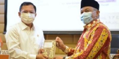Menkes Terawan Berharap Kolaborasi DPR Dan Pemerintah Tangani Covid-19