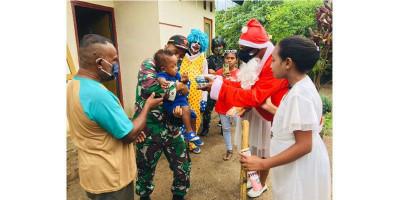 Kado dari Sinterklas