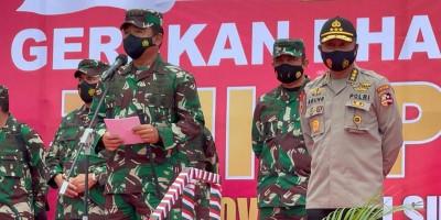 TNI-Polri Gelar Baksos dan Dialog Lintas Agama di Poso