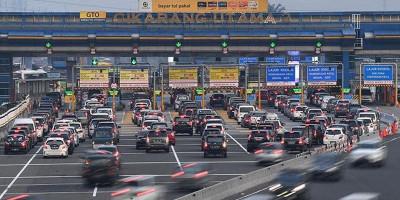 483 Ribu Kendaraan Sudah Tinggalkan Jakarta