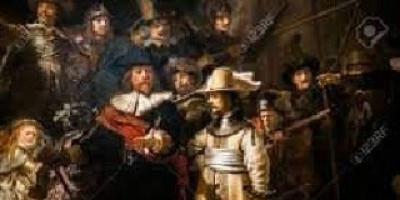 Rembrandt Pelukis Terhebat Dunia Sepanjang Masa