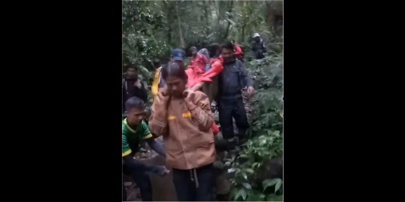 Rombongan Pendaki Tinggalkan Temannya yang Sakit, Ketua Tim Lanjut ke Puncak Gede Pangrango