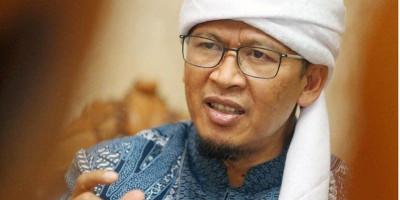Singgung Aa Gym Positif Covid-19, Denny Siregar Diingatkan Jangan Takabur