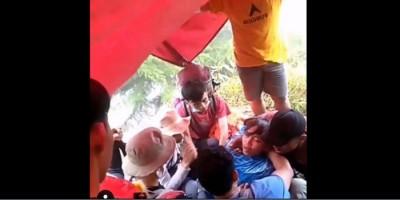 Diduga Kesurupan, Pendaki Gunung Prau Bengong dan Tak Bisa Diajak Komunikasi