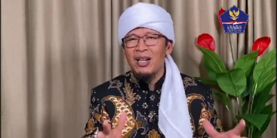 Muhammadiyah Prihatin Aa Gym Positif Covid-19