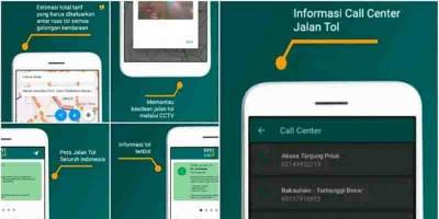 Cek Informasi Jalan Tol Lewat Aplikasi BPJT Info