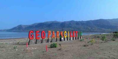 Pantai di Geopark Ciletuh Tutup Saat Malam Tahun Baru