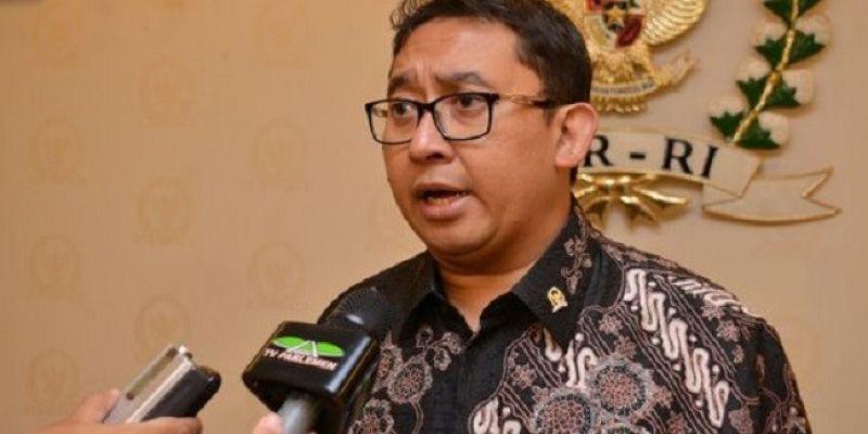 FPI Dilarang Pemerintah, Fadli Zon: Ini Praktik Otoritarianisme yang Sangat Telanjang