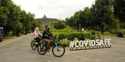 Candi Borobudur Siap Terima Kunjungan Wisatawan