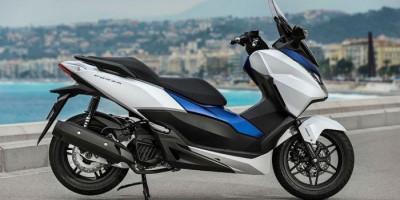 Honda Forza 125 Tampil Lebih Segar, Simak Selengkapnya di Sini
