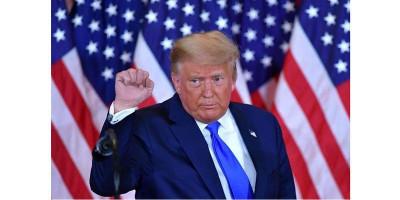 Terpojok, Trump Mengakui Kekalahannya
