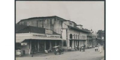 Toserba dan Diskotek Pertama Di Bandung