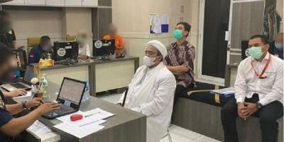Habib Rizieq 'Hattrick' Tersangka, Diperiksa Bareng Dirut RS Ummi Pekan Ini