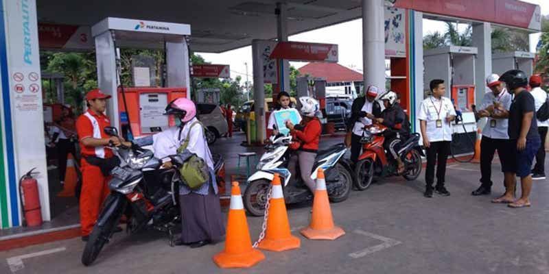 Pertamina Pastikan Stok BBM dan LPG Aman Selama PPKM Jawa-Bali