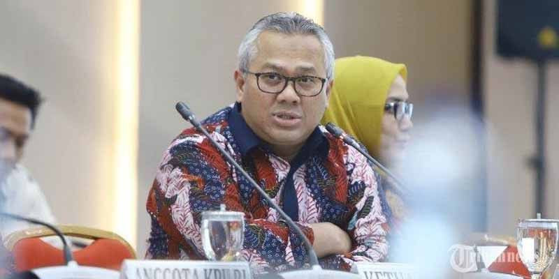 Melanggar Kode Etik, Ketua KPU Arief Budiman Diberhentikan