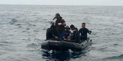 Kegiatan Para Penyelam di Waktu Senggang