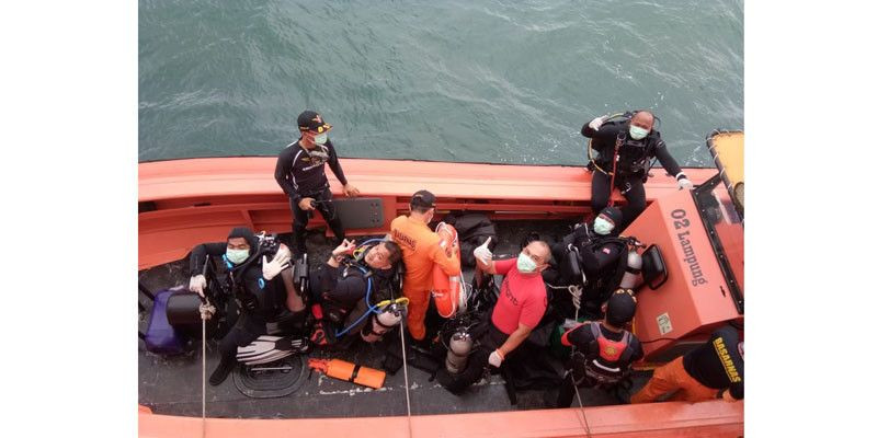Pengalaman Mistis Para Penyelam Ketika Mencari Korban Sriwijaya Air SJ182