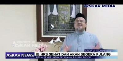 Habib Rizieq Diduga Bohong, Ferdinand Hutahaean: Ini Kejahatan dari Rizieq