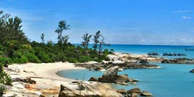 3 Pantai Indah di Pulau Bangka yang Menenangkan, Cocok untuk Usir Galau