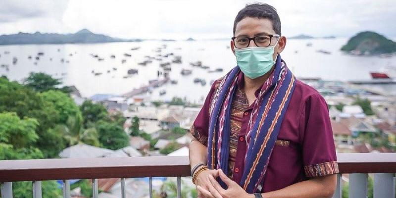 Sandiaga Uno Berharap Vaksinasi di Bali Didahulukan, Ini Pertimbangannya
