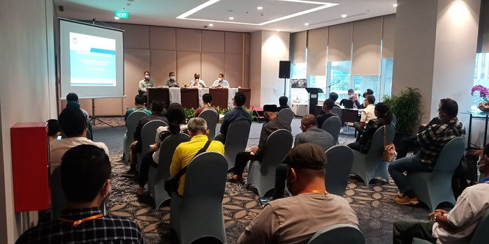 Ini Imbauan KNKT dan Maskapai Sriwijaya Air untuk Keluarga Penumpang dan Awak SJ-182