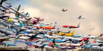 2 Pesawat Komersil Rute Jakarta-Pontianak Gagal Mendarat di Pontianak