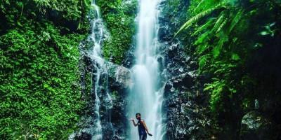 Curug Putri Carita, The Little Green Canyon dari Banten dan Mitos Putri Kayangan