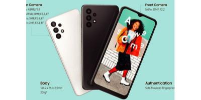 Samsung Galaxy A32 5G Meluncur, Segini Harganya