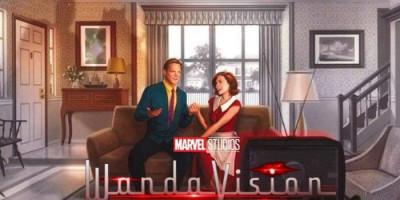 Serial WandaVision Sudah Dapat Disaksikan Penikmat Marvel Cinematic Universe