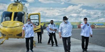 Ketua DPD RI Imbau Masyarakat Waspada Erupsi Merapi dan Banjir Jember