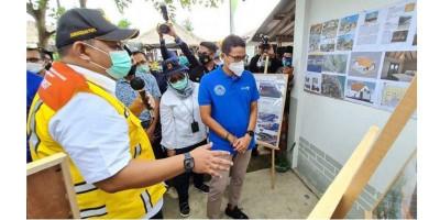 Kementerian PUPR Selesaikan Pembangunan 915 Sarhunta di NTB