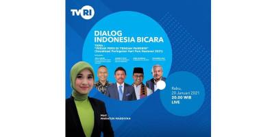 Jelang HPN 2021, Ketua Dewan Pers Ajak Wartawan Bangun Kebersamaan Bangsa