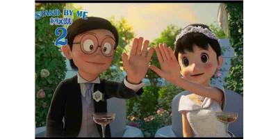 Nobita dan Shizuka Menikah, Nggak Sabar Mau Kondangan