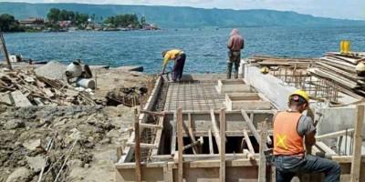 Cegah Pencemaran Danau Toba, Kementerian PUPR Bangun IPAL Parapat