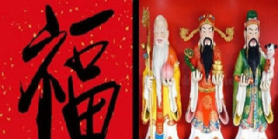 Asal Usul Hoki Dan Kisah Tiga Dewa Fu Lu Shou (BAG. 5)