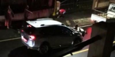 Viral Diduga Wakil Ketua DPRD Seret Istri Pakai Mobil, Polisi Langsung Turun Tangan
