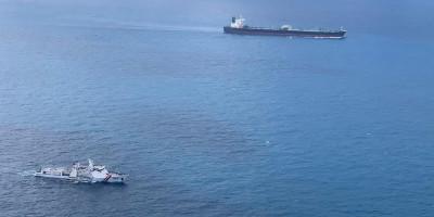 Amankan Dua Super Tanker Asing, Bakamla Dibantu Unsur Laut dan Udara TNI AL