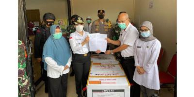 Vaksinasi Covid-19 di Singkawang Digelar 1 Februari