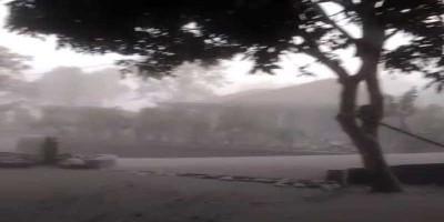 Hujan Abu Erupsi Merapi Tutup Sebagian Boyolali