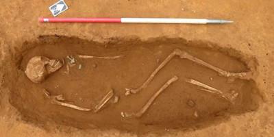 Pengembang Perumahan Temukan Makam Nenek Moyang Orang Inggris