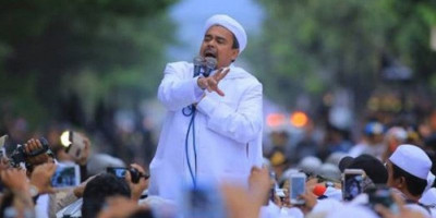 3 Berkas Perkara Habib Rizieq Dikembalikan Jaksa ke Polisi