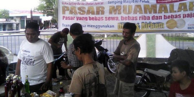 Ternyata Pasar Muamalah yang Heboh di Depok Tak Berizin, Bank Indonesia Beri Pernyataan