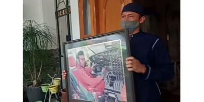 Captain Afwan Dimakamkan di TMP Bogor