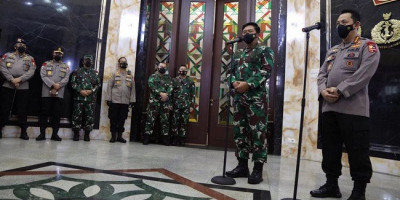 Kapolri Ketemu Panglima TNI, Bicarakan Beberapa Agenda