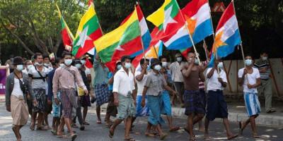 Kemenlu Pastikan WNI di Myanmar dalam Keadaan Baik dan Aman
