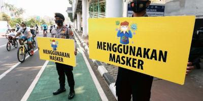 Berkat PPKM, Kasus Covid-19 di Tiga Provinsi Ini Membaik