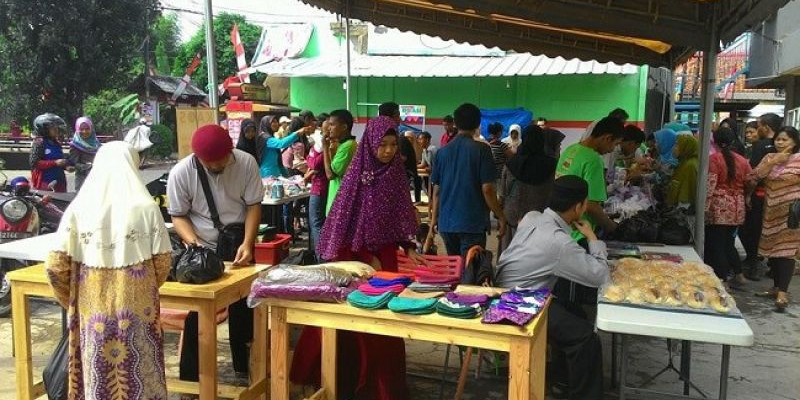 Pendiri Pasar Muamalah Depok yang Viral Diringkus Polisi, Langsung Ditahan