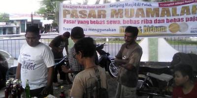 9 Fakta Penangkapan Pendiri Pasar Muamalah Depok yang Transaksi Pakai Dinar dan Dirham